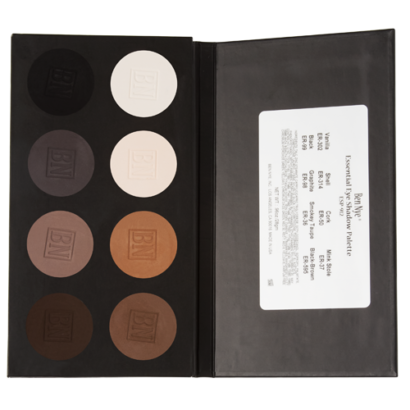 Ben Nye Pressed Colour Palette Essential Eyeshadow