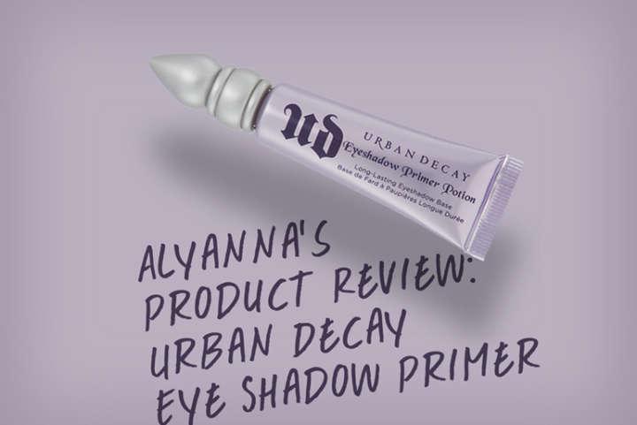 Urban Decay Eye Shadow Primer