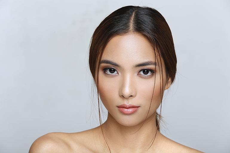 Big asian eyes makeup