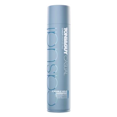 Toni&Guy Hair Styling Casual Flexible Hold Spray 250ML