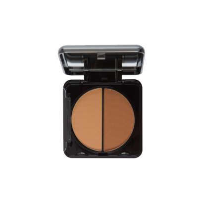 Eve Pearl HD Dual Pressed Powder - Tan