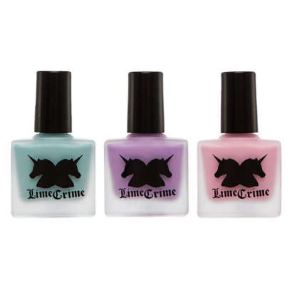 Lime Crime Nail Polish Bundle Sweet Tooth