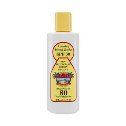 Maui Babe SPF30 Sun Protectant Lotion 4oz