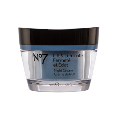 No. 7 Lift & Luminate Night Cream