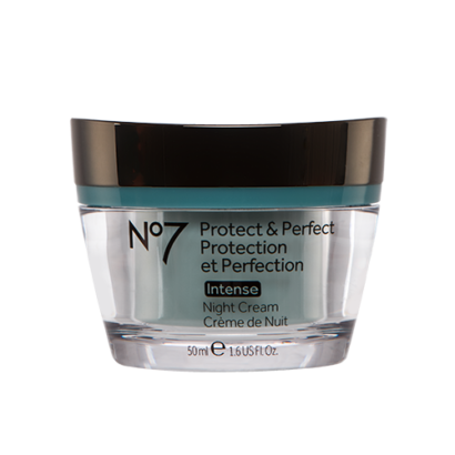 No. 7 Protect & Perfect Intense Night Cream