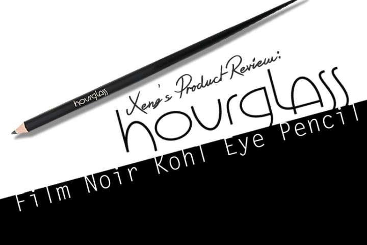 Hourglass Film Noir Kohl Eye Pencil
