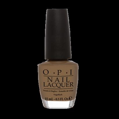 OPI Nail Polish - Over The Taupe