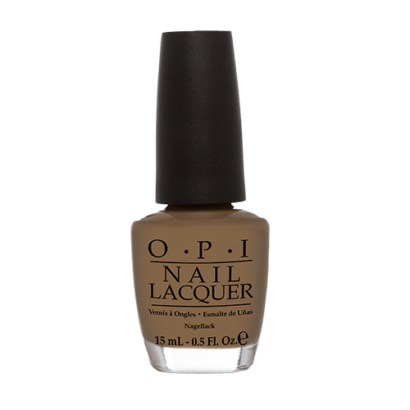 OPI Nail Polish - Over The Taupe