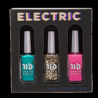 Urban Decay Nail Electric Nail Color Trio