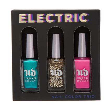 Urban Decay Nail Electric Nail Color Trio