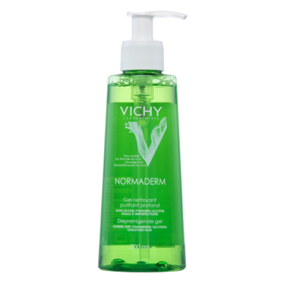 Vichy Normaderm Daily Deep Cleansing Gel
