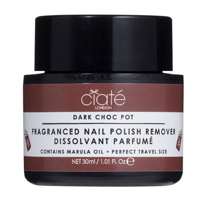 Ciate Dark Choc Pot Nail Polish Remover