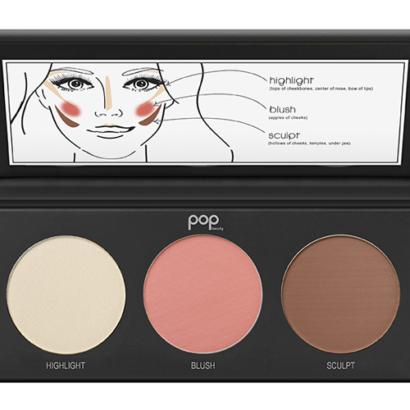 Pop Beauty Contour 101 - Luminous Effect