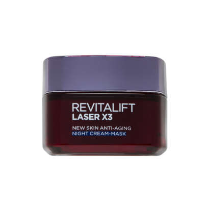 L'oreal Paris Revitalift Laser X3 Night Cream Mask