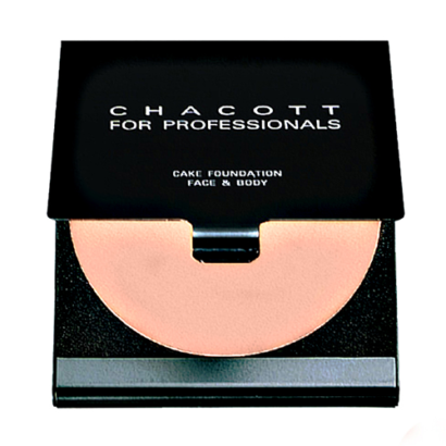 Chacott Face and Body Cake Foundation - 220