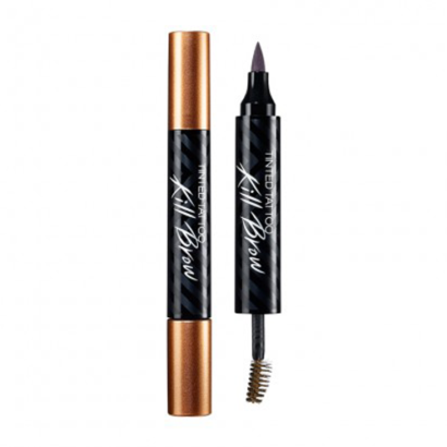 Clio Kill Brow Tinted Tattoo Special Set - Soft Brown