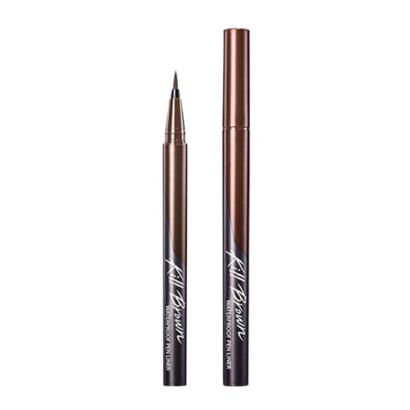 Clio Waterproof Pen Liner - Kill Brown