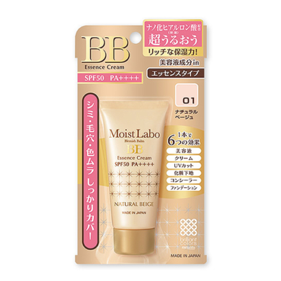 Meishoku Moist Labo BB Essence Cream Natural Beige
