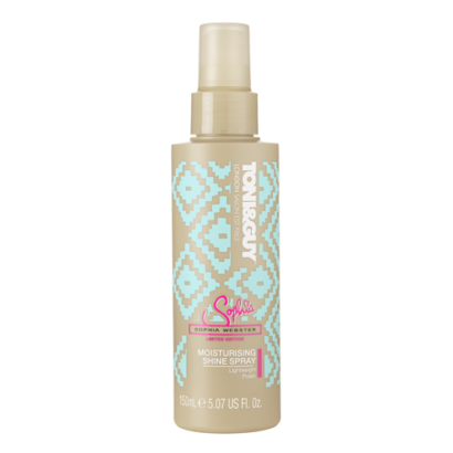 Toni&Guy Hair Styling Sophia Shine Spray 150ml