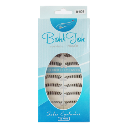 Bohktoh False Lashes B-002