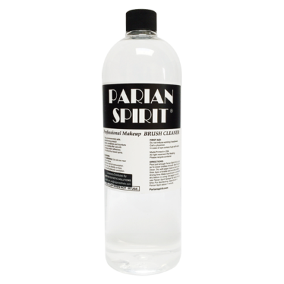 Parian Spirit Professional Brush Cleaner Bottle 1L