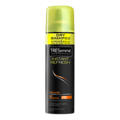 Tresemme Instant Refresh Cleansing Dry Shampoo