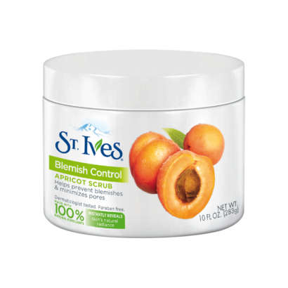 St. Ives Face Scrub - Blemish Control Apricot 10OZ