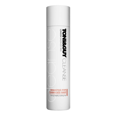 Toni&Guy Shampoo Cleanse for Damaged Hair 250ml