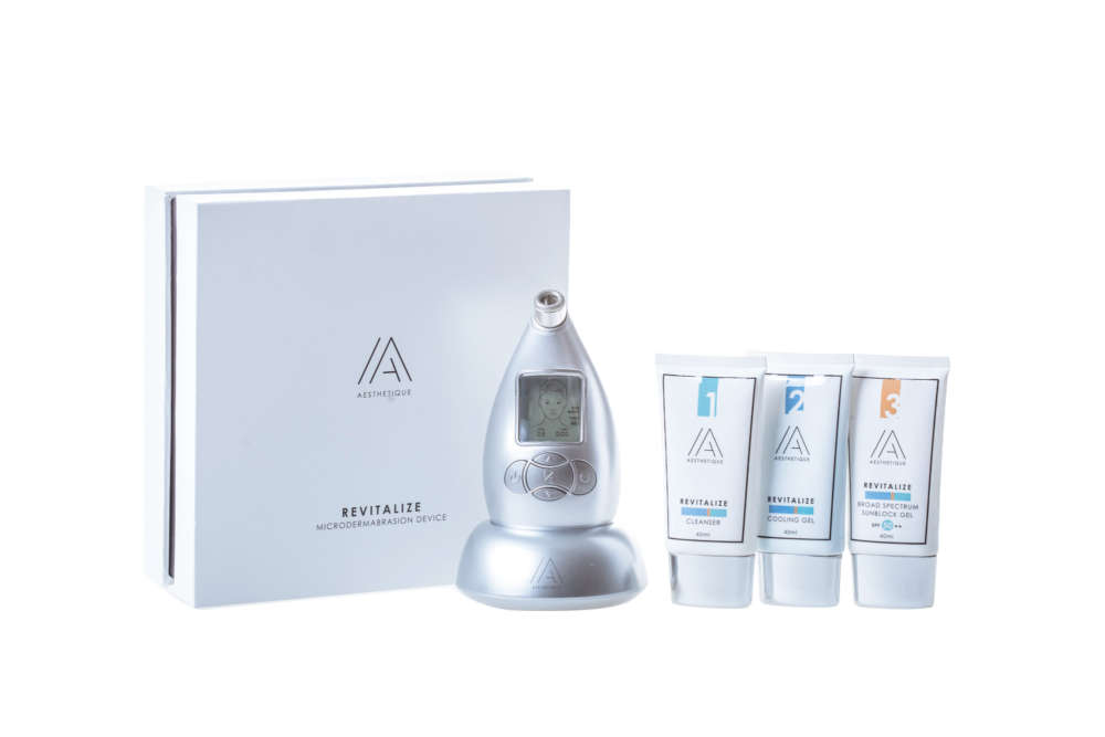 Aesthetique Microdermabrasion Device