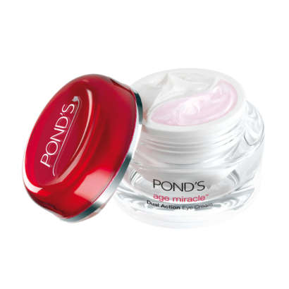 Ponds Age Miracle Eye Cream Dual Action 20ml