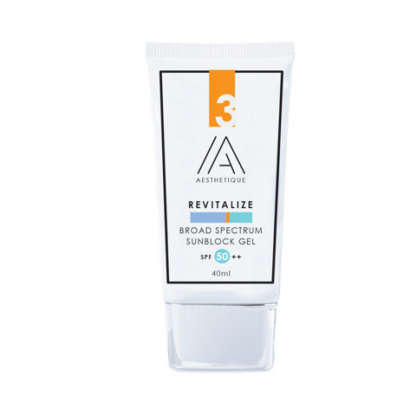 Aesthetique Revitalize Sunblock