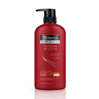TRESemme Shampoo Keratin Smooth 600ml