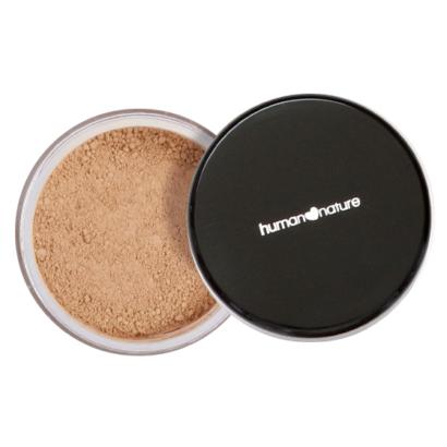 Human Nature Perfect Finish Mineral Loose Powder 12g - Warm Mocha