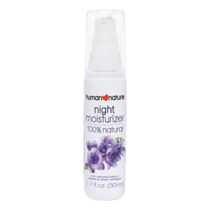 Human Nature Night Moisturizer 100 ml