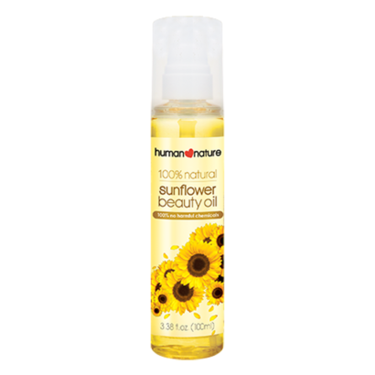Human Nature Sunflower Seed Beauty Oil 100 ml