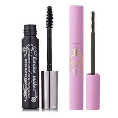 KissMe Heroine Make Volume & Curl Mascara Super WP & Mascara Remover
