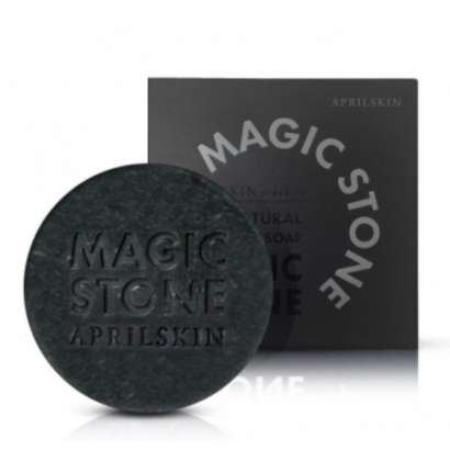 April Skin Magic Stone  - Black