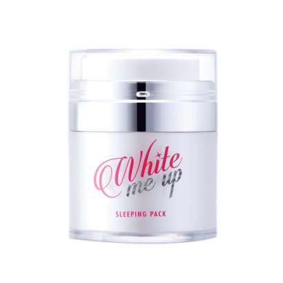 Malissa Kiss White Me Up Sleeping Pack