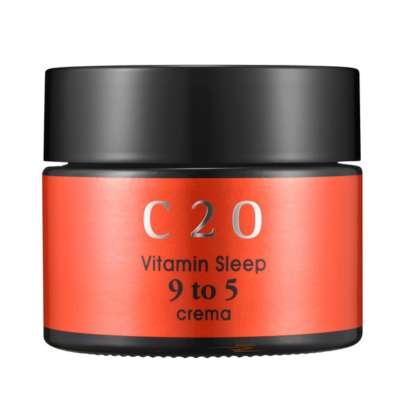 C20 Vitamin Sleep 9 to 5 Crema Sleeping Cream 50ml