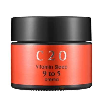 C20 Vitamin Sleep 9 to 5 Crema Sleeping Cream 50ml