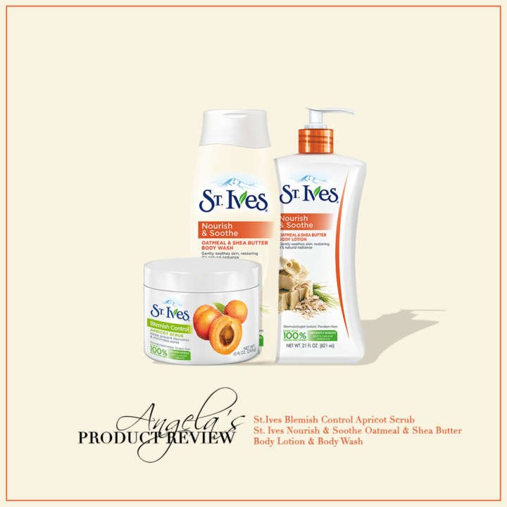 Product Review: St. Ives
