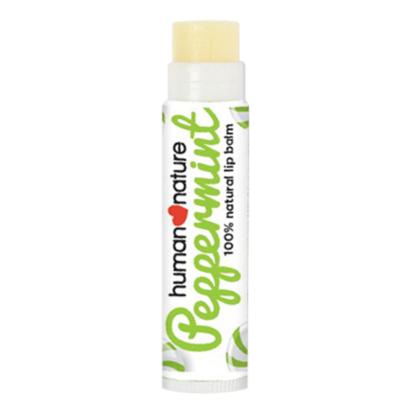 Human Nature Lip Balm Peppermint 4g