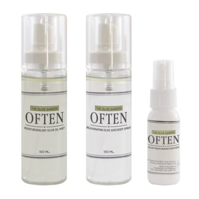 Alon Olive Garden Set 100ml