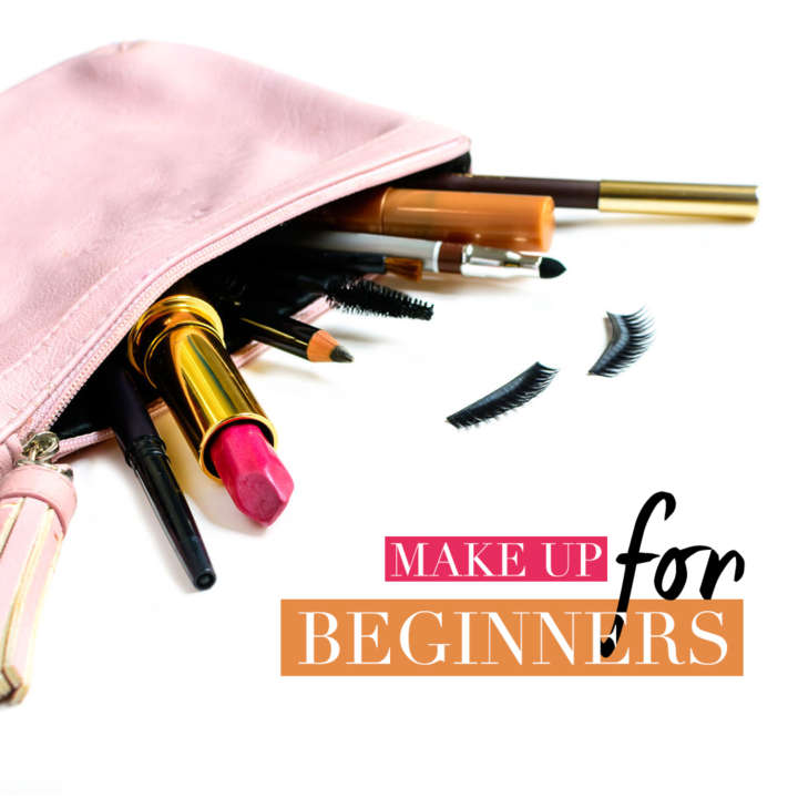 MAKE UP FOR BEGINNERS 1080x1080