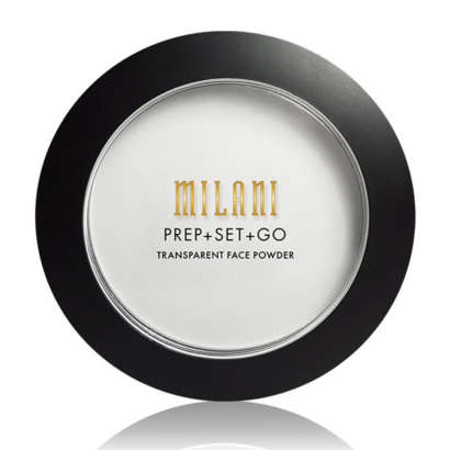 Milani Prep + Set + Go Transparent Powder