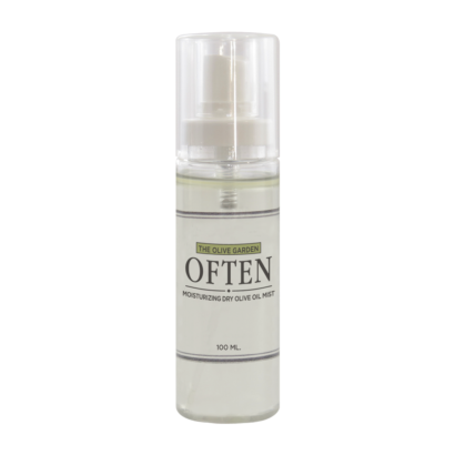 Alon Olive Garden Set: Often Dry Olive Oil Mist 100ml