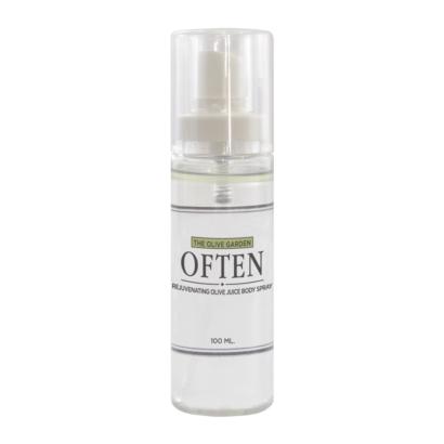 Alon Olive Garden Set: Often Olive Body Spray 100ml