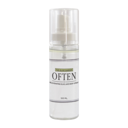 Alon Olive Garden Set: Often Olive Body Spray 100ml