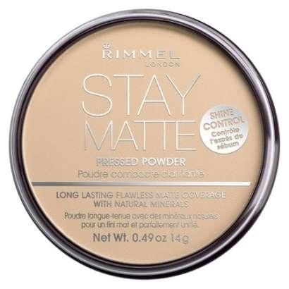Rimmel London Stay Matte Powder - Transparent