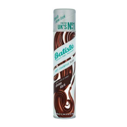 Batiste Hint of Color Dry Shampoo - Divine Dark 200ml